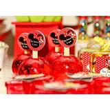 10 Maçãs Do Amor Acrílicas Personalizadas Lembrancinhas!!!