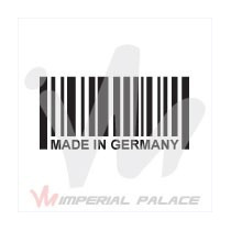 Adesivo Made In Germany Audi Vw Bmw Euro Look Sticker Bomb