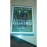 Livro Sherlock O Signo Dos Quatro