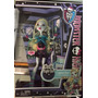Muneca Monster High- Ghoul S Night Out Lagoona Blue