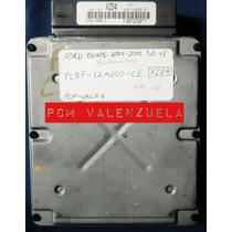 Ecu Ecm Ford Escape 2002 3.0 Yl8f-12a650-ce Xzd4