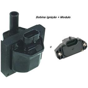 Bobina De Ignição + Modulo Ignição S10 4.3 V6 Blazer 4.3 V6