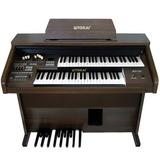 Órgão Eletrônico Tokai - Md550 Marrom Vengue