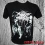 Camiseta Banda Rock Death Metal Camisa Darkthrone