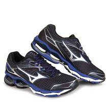 Tênis Running Masculino Mizuno Wave Creation 18 - Pto/azu