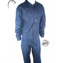 Mameluco Overol Azul -linco- Del T.60 Al 74 Resistente