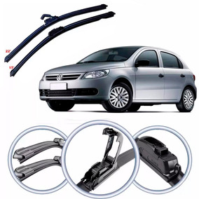 Kit Limpador Para-brisas Volkswagen Gol G5 2010/...