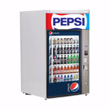 Adesivo Para Frigobar Máquina De Refrigerante Pepsi