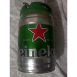 Barril Chopp Heineken Vazio 5 L Usado Excelente Decoração