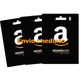 Amazon Gift Card $100 Dólares - Gift Card Amazon (us)