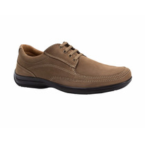 Zapato Confort Flexi 1603 / Hombre Piel / Msi + Envío Gratis