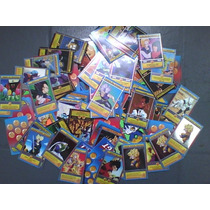 500 Cartas Dragon Ball Z Dbz Coleccion Cromeros X $1000