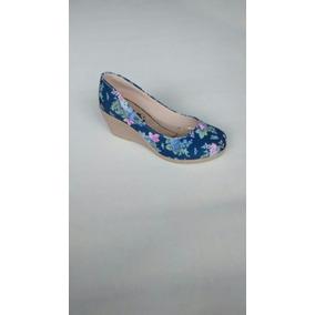Sapato Plataforma Medio