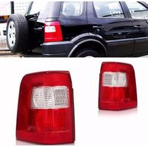 Lanterna Traseira Ecosport 03 2004 2005 2006 2007 Bicolor Ld