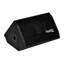 Caixa Acústica Som Monitor Retorno Palco 100 Watts Passiva