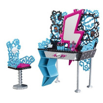 Monster High Frankie Revista Vanity Set De Juego