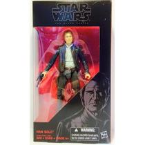 --- Han Solo Viejo Star Wars Black Serie 6° Pulgadas ---