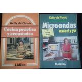 Ketty De Pirolo 2x1 Microondas - Cocina Practica Y Economica