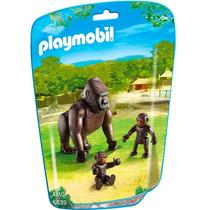 Playmobil Saquinhos Animais Do Zoologico Serie