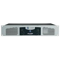 Power Amplificador Crown Lps-800
