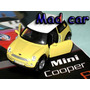 Mc Mad Car Mini Cooper Superautos Para Armar Auto 1/36