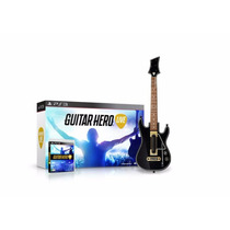Guitar Hero Live Bundle Playstation Ps3 - Nota Fiscal