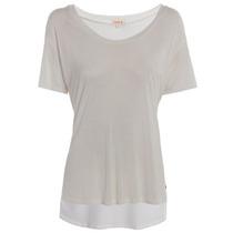 T-shirt Ts Sweet Rosa Cha P Original Nota Fiscal E Garantia