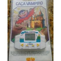 Mini Game Tec Toy Caça Vampiro