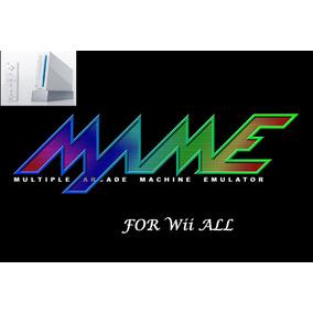 Sdcard P/ Wii Mame C/ 490 Games 100% Atualizado!! All Mame!!
