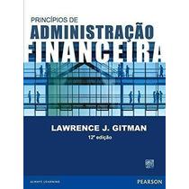 Princípios De Administração Financeira - 12ª Ed