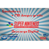 Colección De Super Nintendo Para Windows Android Mac 2x1