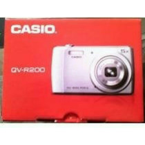 Camara Casio Qv-r200 De 14.1 Megapixeles