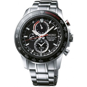 Reloj Seiko Hombre Ssc357p1 Agente Oficial Argentina