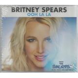 Cd Single Britney Spears - Ooh La La [europa - Novo]