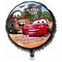 Balão Mentalizado Carros Relampago Mcqueen - Kit C/ 20