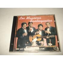 Los Manseros Santiagueños - De Lo Bueno Lo Mejor Cd