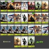 Xbox 360 Pacote Com 11 Jogos Mídia Digital (ñ É Cd)