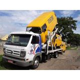 Guincho Plataforma Deck Para 03 Carros Vw 9150 11/11