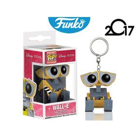 Llavero Wall E Funko Pop Keychain Pelicula Disney Robot