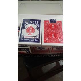 Cartas De Poker Bicycle Nylon Originales