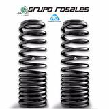 Kit 2 Espirales Traseros Trabajo Pesado - Gnc Corsa Ag