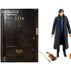 Figura Sherlock 5 Pulgadas Escala De Acción Envío Gratis