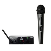 Micrófono Inalambrico Akg Wms 40 Mini Sistema Uhf Dinámico