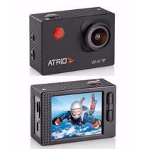 Camera Atrio Multilaser De Ação Fullsport Tela 2.0 Dc184