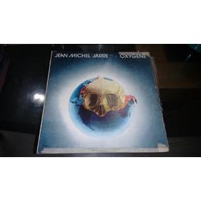 Lp Jean Michel Jarre Oxygene En Formato Acetato,long Play