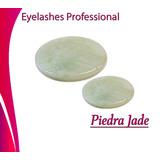 Piedra Jade Especial P/colocación De Extensiones De Pestañas