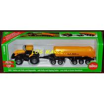 Siku 1858 Tractor Jcb 8250 1/87 Precio Insuperable !!!