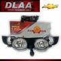 Kit De Faros Antiniebla Chevrolet Aveo Lt 3ptas Marca Dlaa