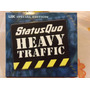 Cd Status Quo Uk Special Edition Heavy Traffic Digipack Raro