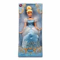 Muñeca Cenicienta Barbie Disney Store Importado Original